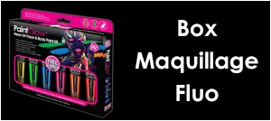 Box Maquillage Fluo