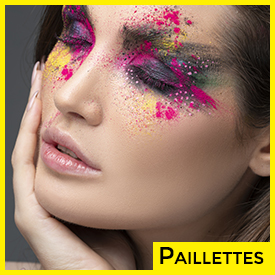 Maquillage Pailleté